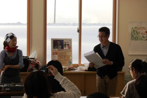 司会を務める須藤事務局長